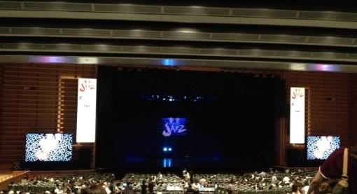 Inside @ Tokyo International Forum, Hall A