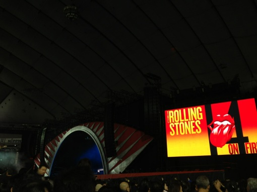 The Rolling Stones @ Tokyo Dome
