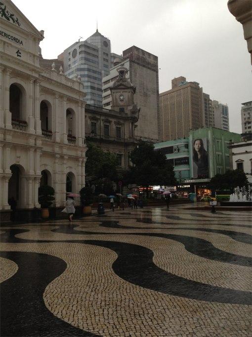 The Senado Square