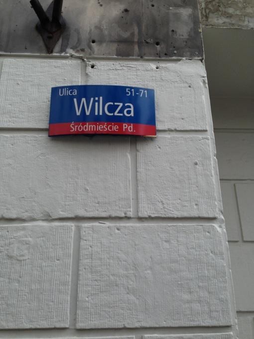 On Ulica Wilcza