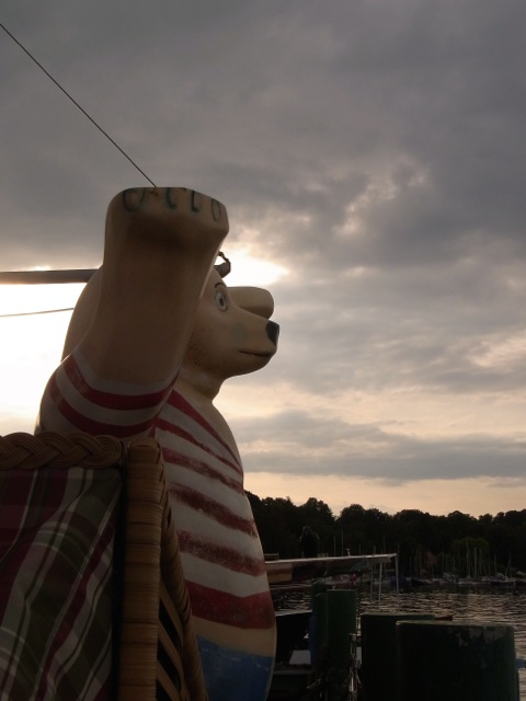 The Berlin bear