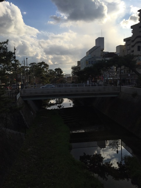 The river Shukugawa