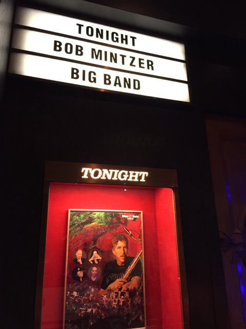 The Bob Mintzer Big Band featuring New York Voices @ Blue Note Tokyo