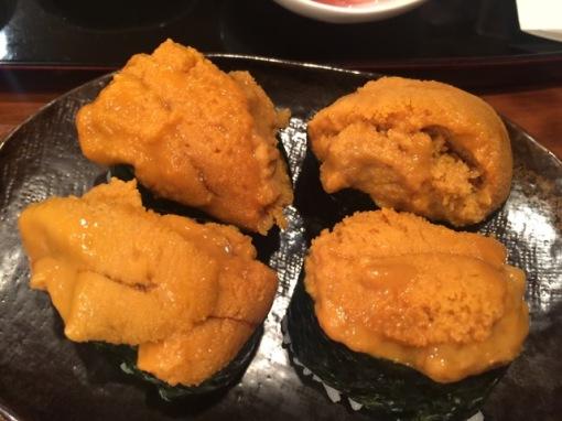My sushi joint, Kozasa, in Daizawa