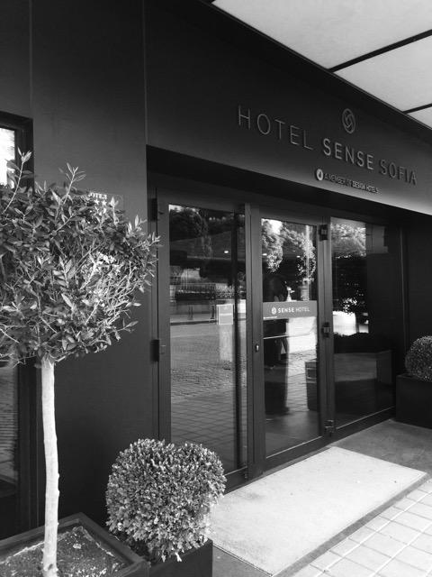 Sofia's first designer hotel.