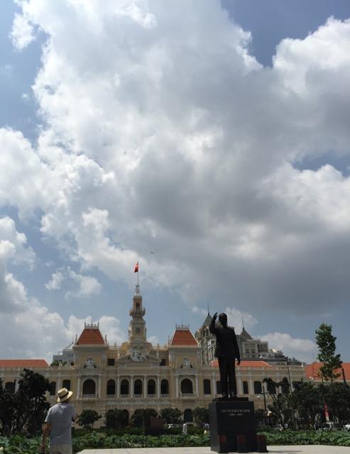 Chairman Ho Chi Minh