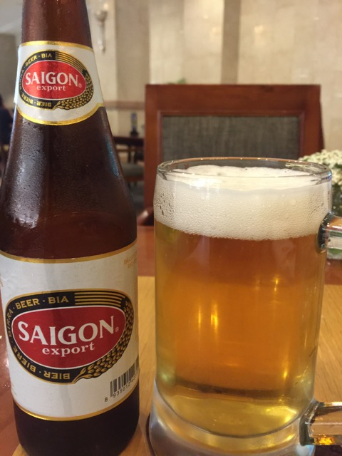 Not the best beer on the planet perhaps but it was the best beer I could've had then.