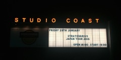 Stratovarius @ Studio Coast