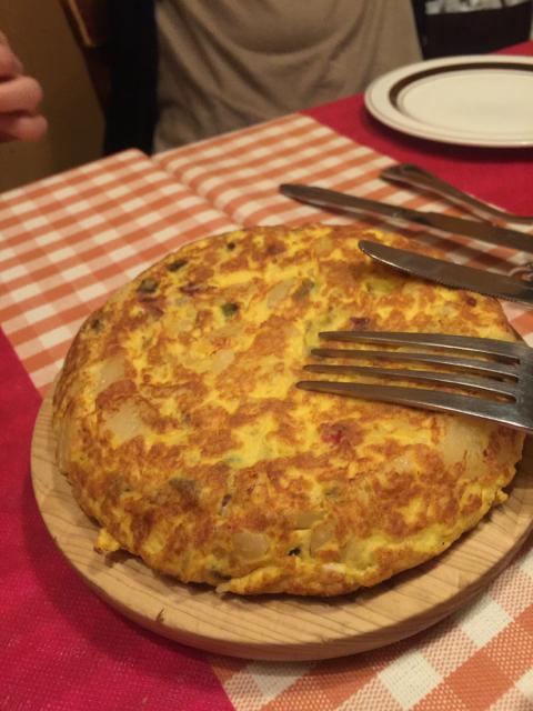 The best Spanish omelette ever