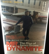 Mr. Dynamite: The Rise of James Brown, a documentary biopic