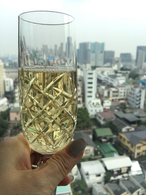 Cheers to Tokyo