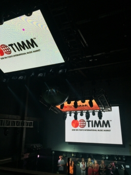 TIMM opening reception @ Womb