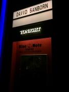 David Sanborn @ Blue Note Tokyo