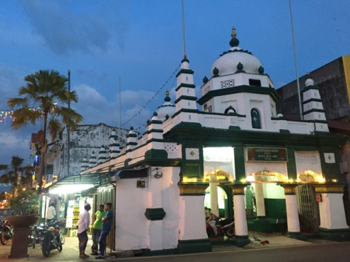 Nagore Dargah Sheriff Shrine