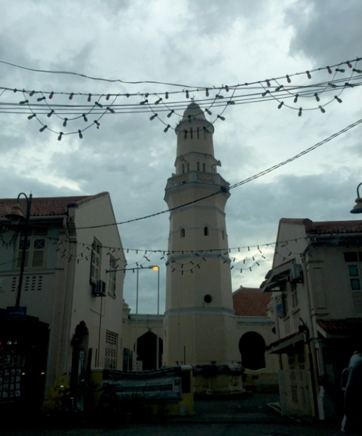 Lebuh Aceh Mosque