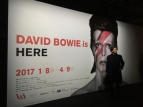 David Bowie Is, an exhibition