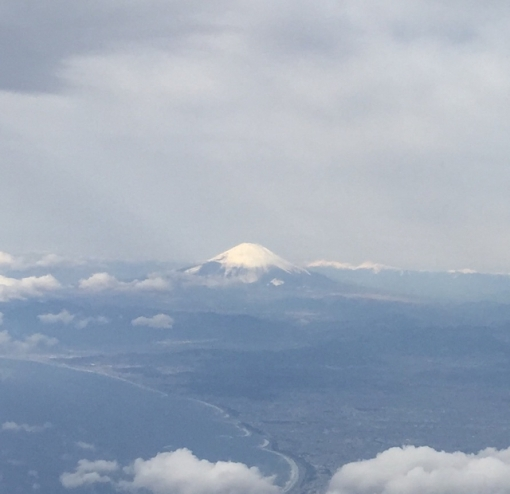 Our beautiful Mt. Fuji